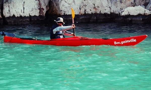 Sea Kayak instructor