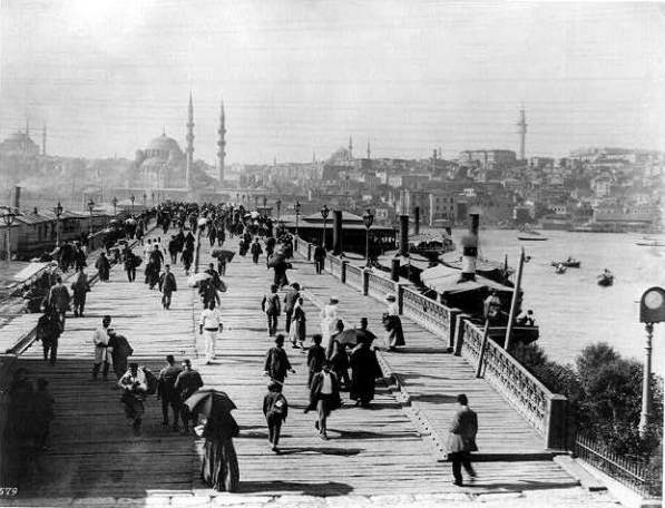 Old Galata Bridge