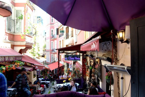 French Street Istanbul
