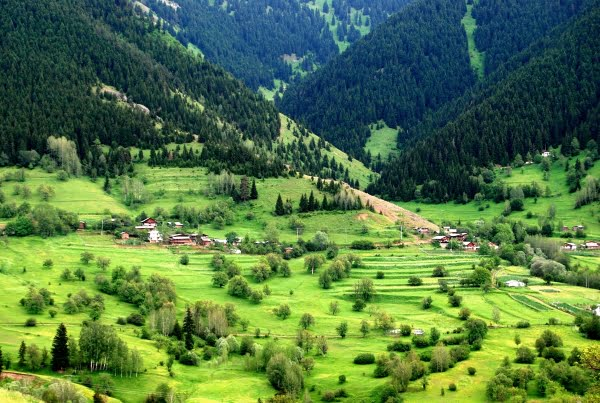 National park of savsat