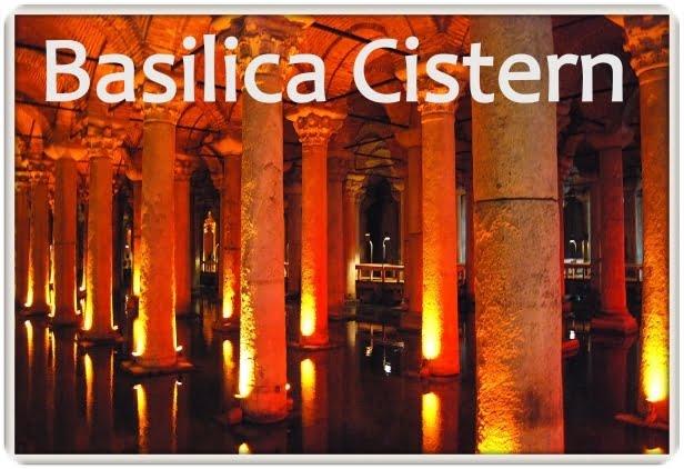 Basilica Cistern in Istanbul