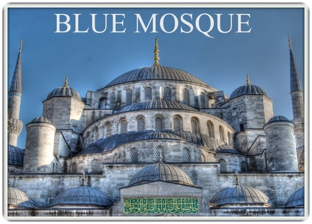 Blue mosque- Istanbul