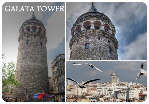 برج غلطة