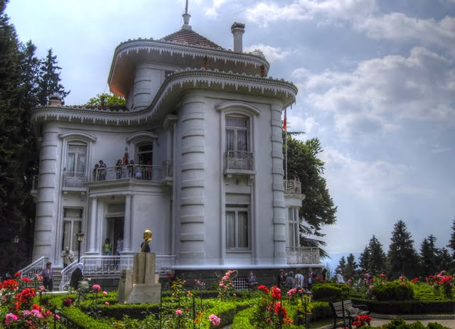 House of Ataturk in Trabzon
