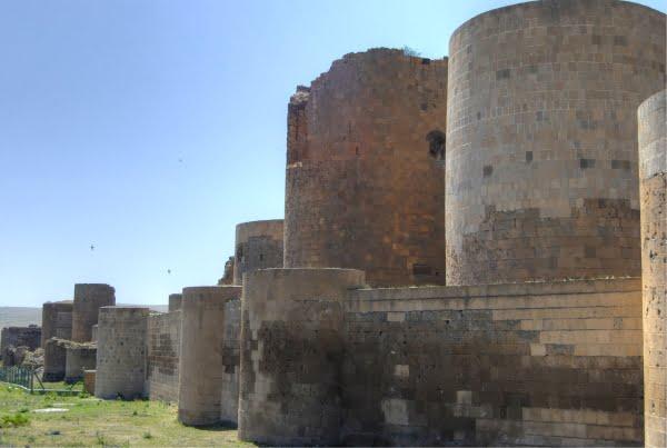 Ani ruins near Kars