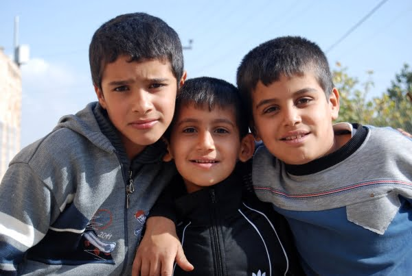 Turkish children