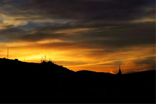 sunset urfa