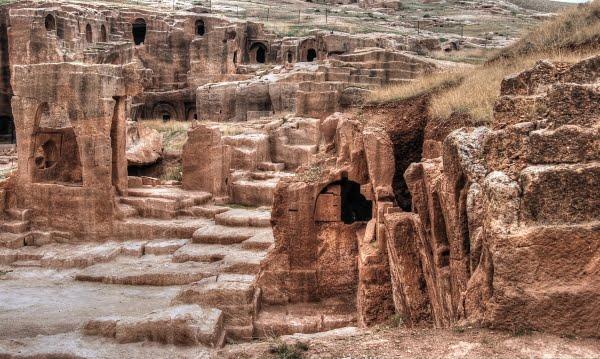 Dara mesopotamian Ruin