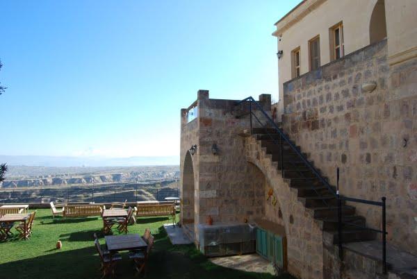 Taskonaklar hotel in Uchisar