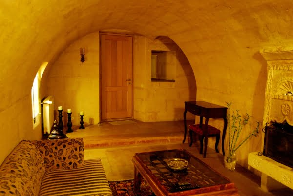cave hotel in cappadocia