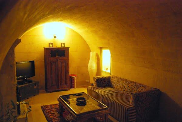 cave hotel in uchisar