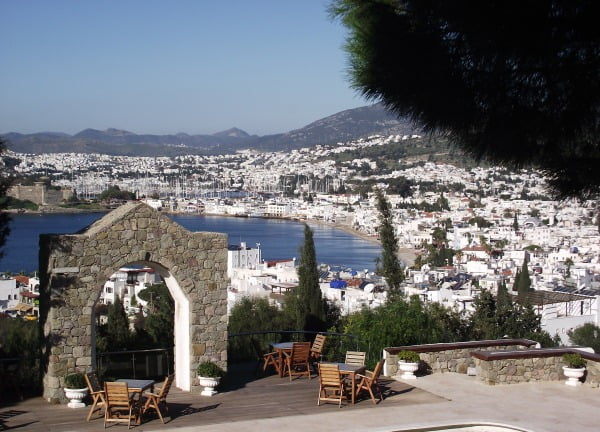 Bodrum Town Centre