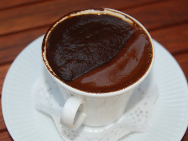 Menengic dibek kahvesi