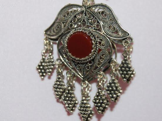 Telkari jewellery