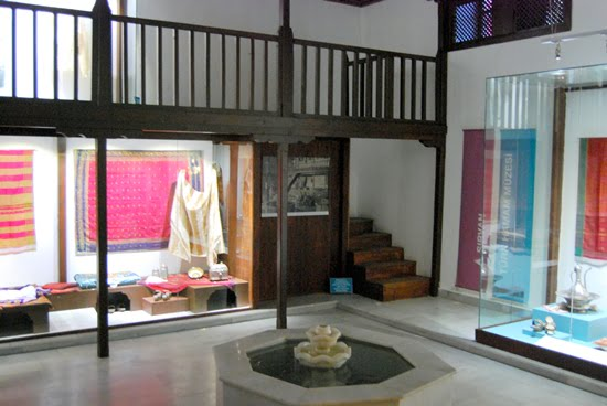 Turkish bath museum at Beypazari