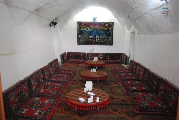 Cave at Hasankeyf