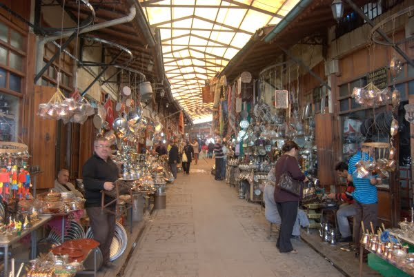 Coppersmith Bazaar of Gaziantep