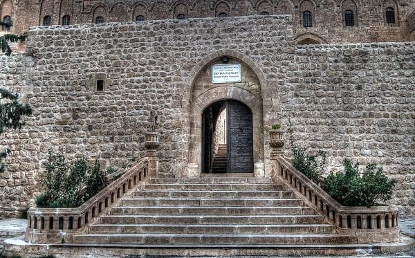 Deyrulzafaran Monastery, Mardin