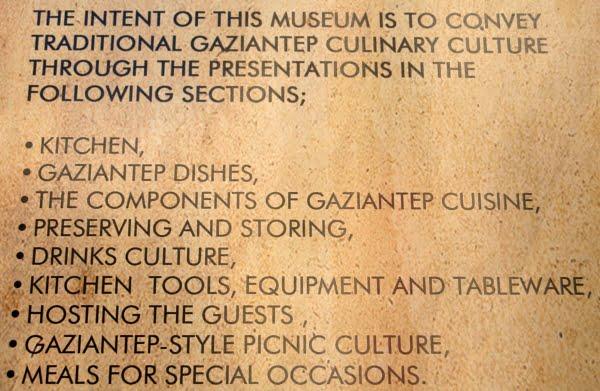 s Food Museum Gaziantep