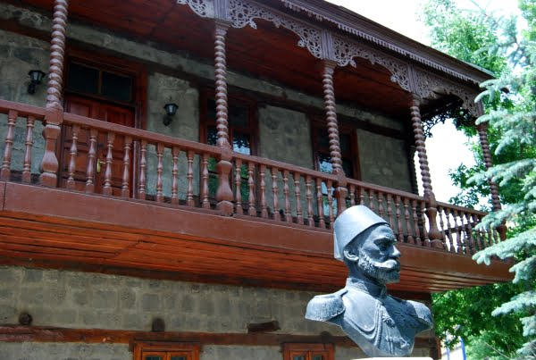 Gazi Ahmet Muhtar Pasa house