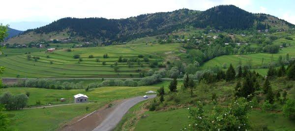 Savsat National Park Turkey