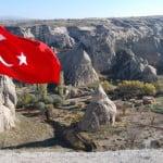 Panoramic viewpoint Esentepe Goreme