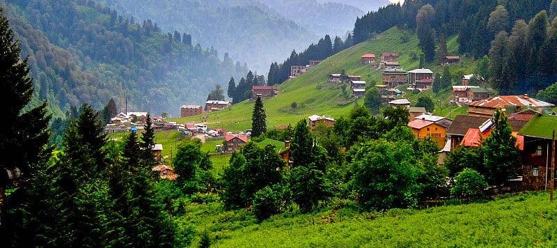 Ayder Plateau Rize Turkey