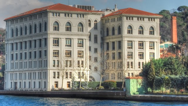 Bosphorus building