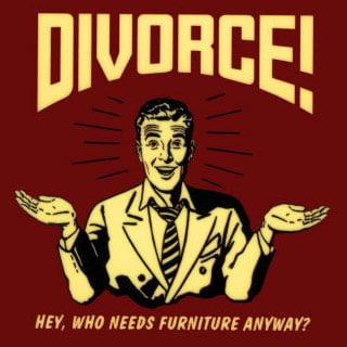 Divorce joke