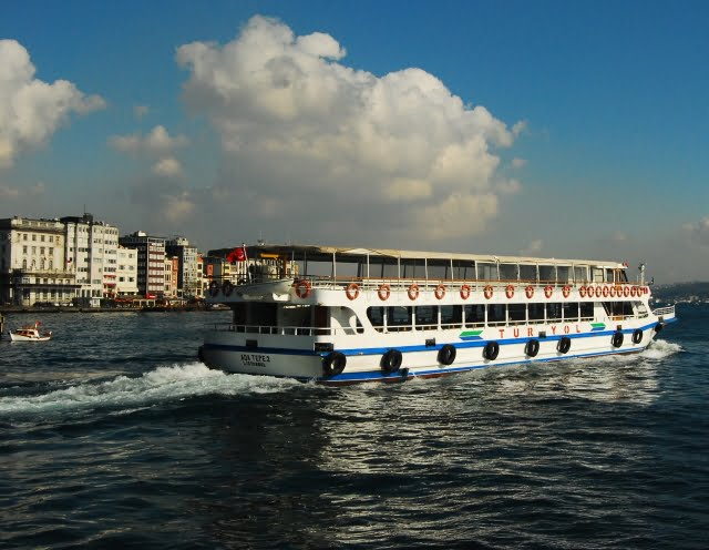 Bosphorus Ferry