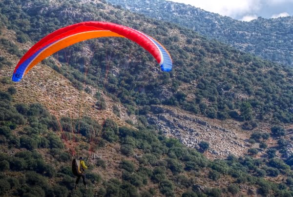 Paragliding Olu Deniz