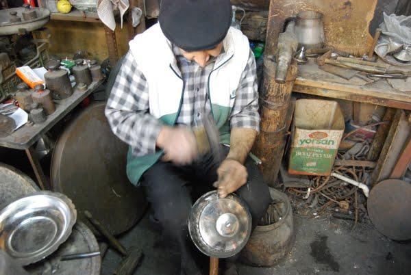 Beypazari copper
