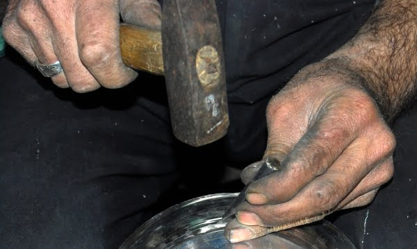 Coppersmith in Turkey