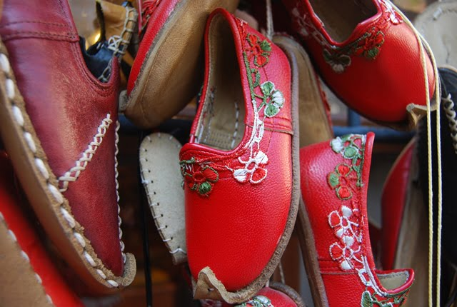Shoes from Gaziantep