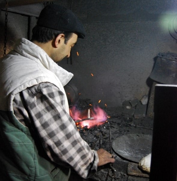 Turkish coppersmith