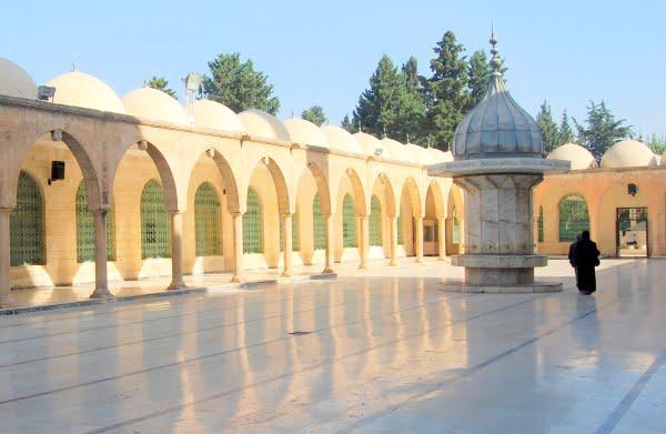 Mevlid-I Halil Camii - Sanliurfa