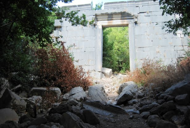 Ancient Ruins of Olympos