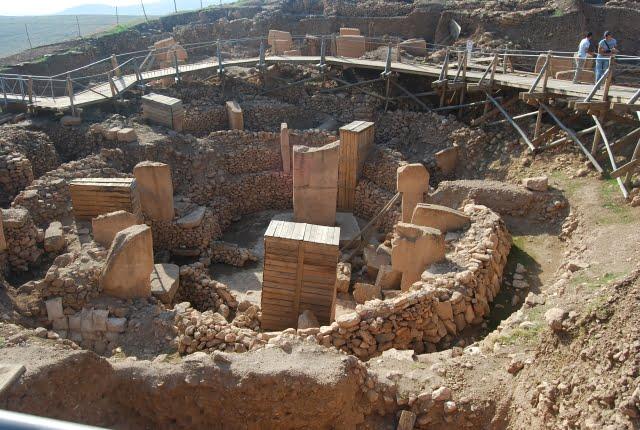 Gobeklitepe - ancient temple