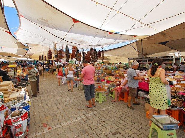 yalikavak market