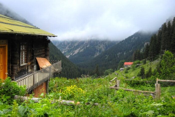 Demirkapi Plateau