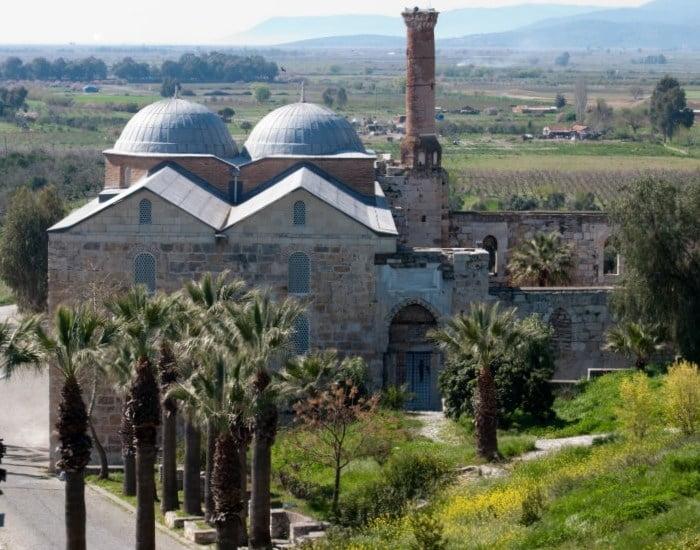 Isabey Cami Selcuk Turkey