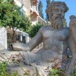 Statue in Selcuk