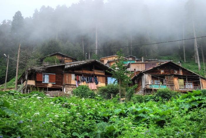 Yayla houses