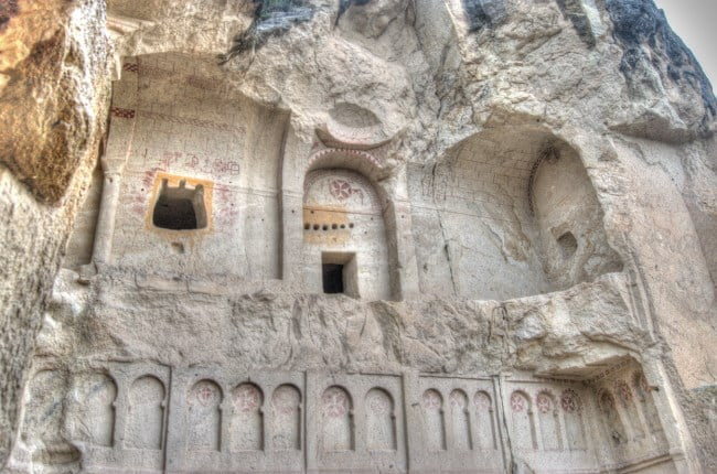Goreme UNESCO Heritage site