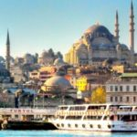 I love Istanbul in Turkey