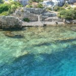 sunken city of kekova