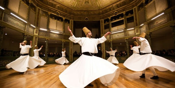 Hodja Whirling Dervishes