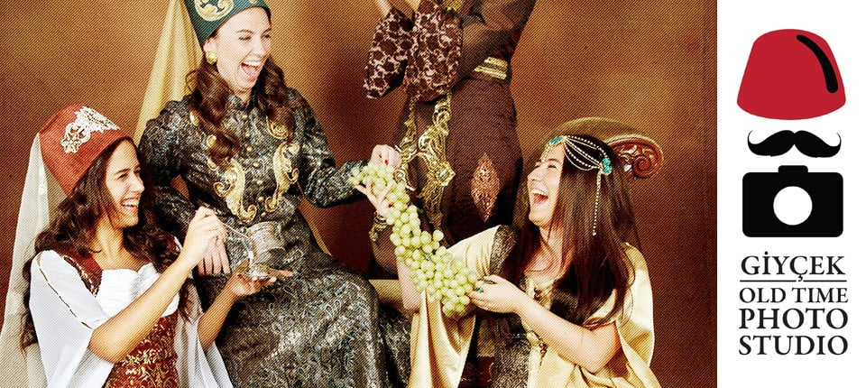 Ottoman photo Shoot
