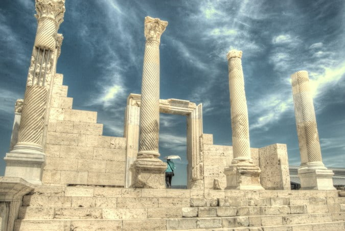 Laodicea Temple of Athena
