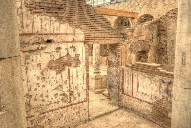 Roman terrace houses of Ephesus
